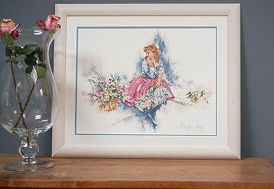 Counted Cross stitch kit My Fair Lady
