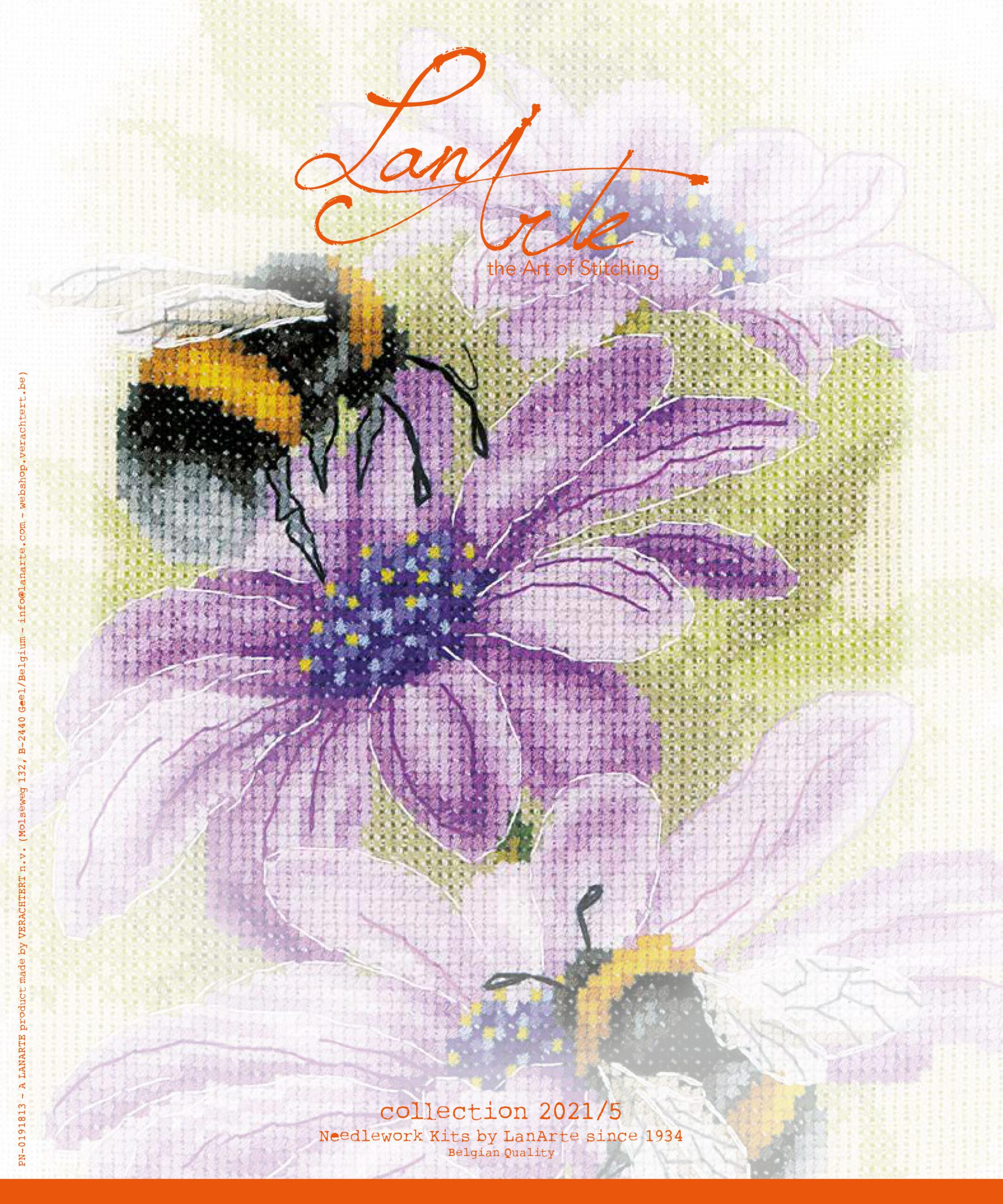 LanArte folder 2021/5 PN-0191813